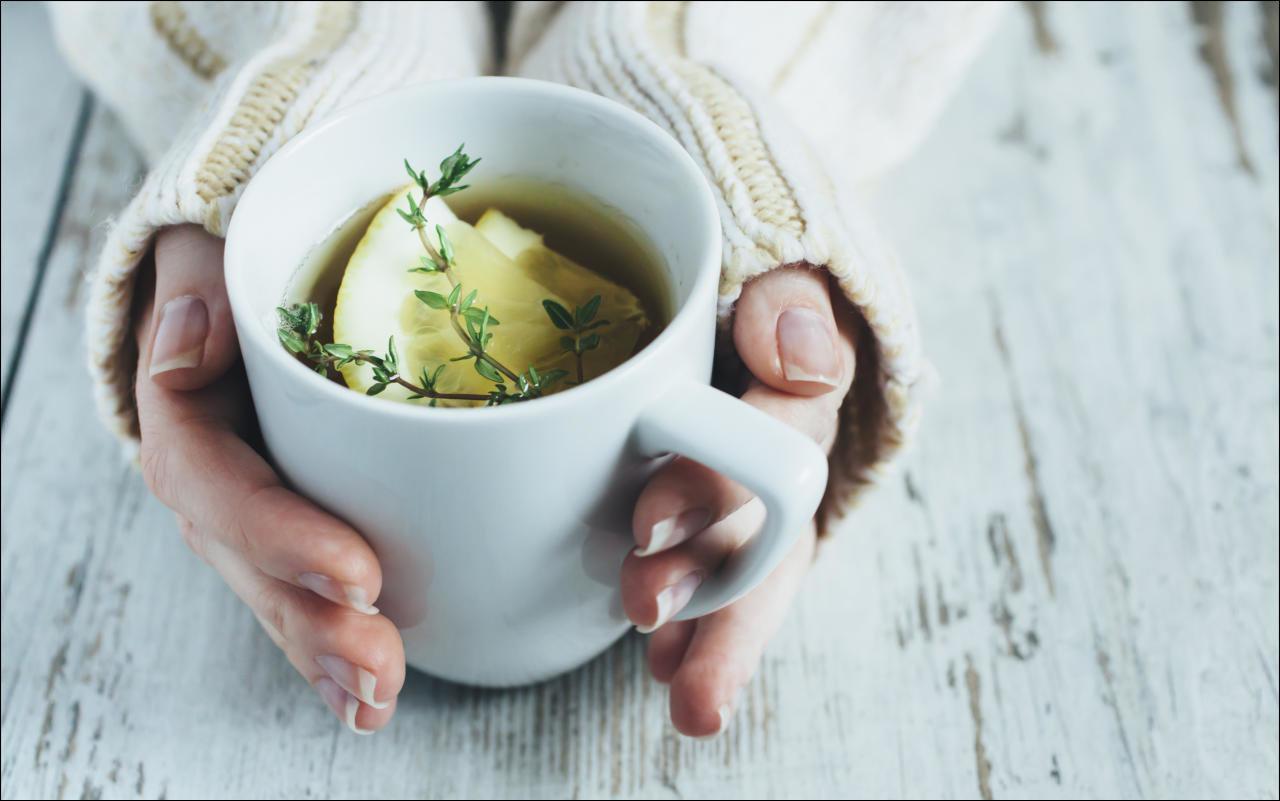 4 Tees zum Abnehmen für die kalte Saison