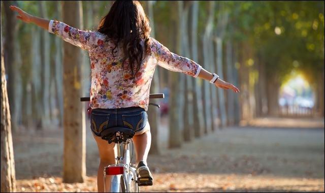 FitRezept Radfahren Gesund auf zwei Rädern