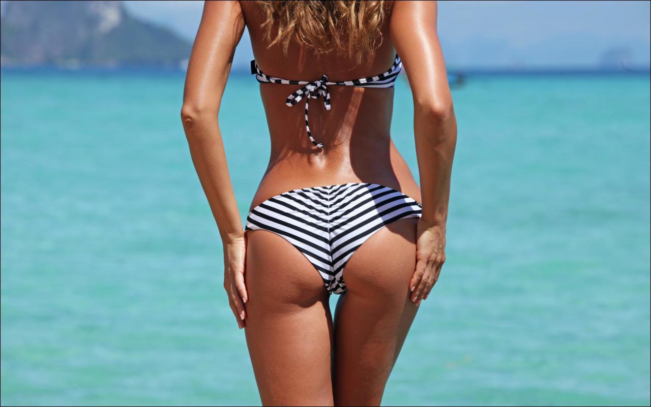 BikiniDiät Fit für den Strand