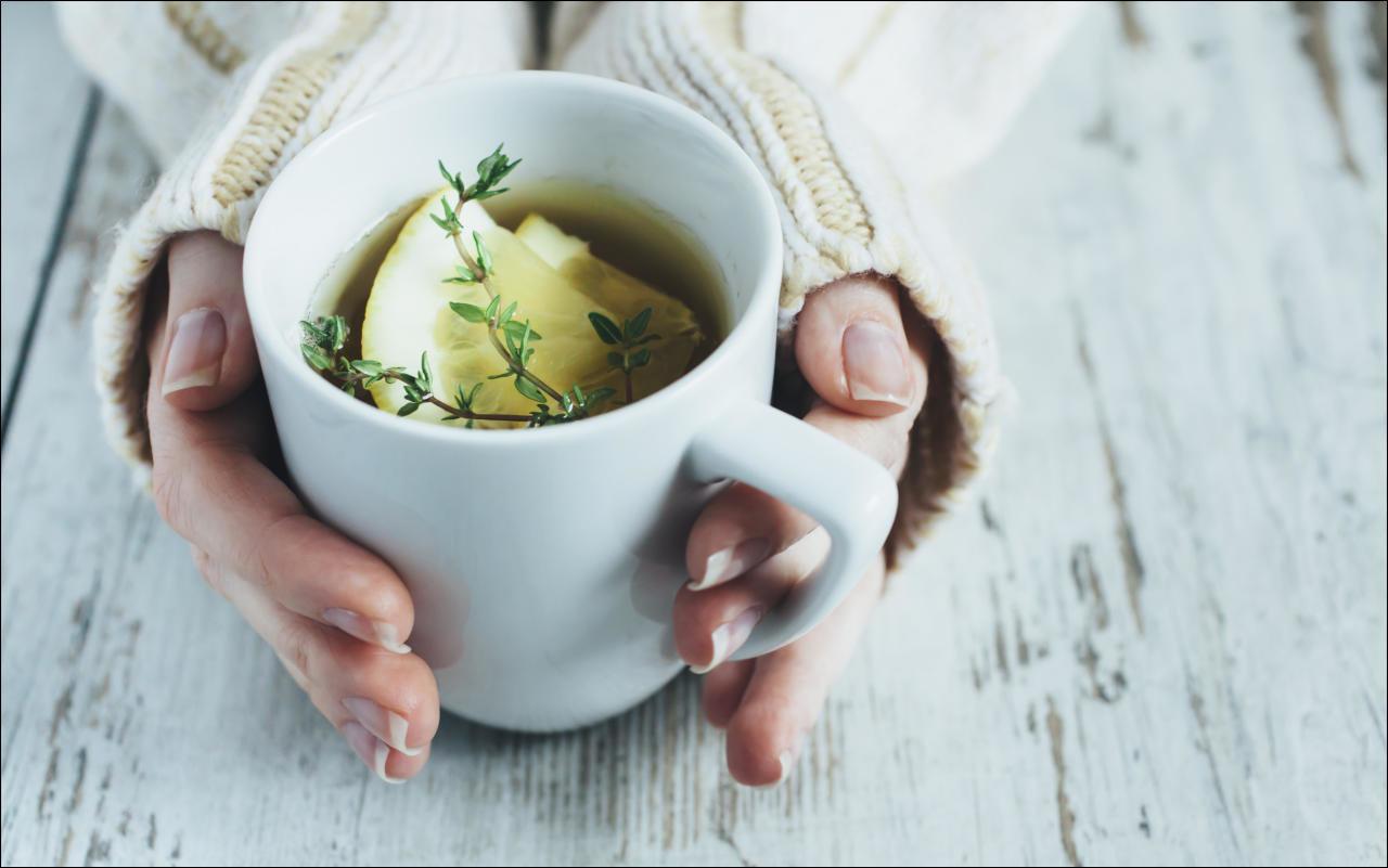 TeatoxDiät  gesund mit Tee