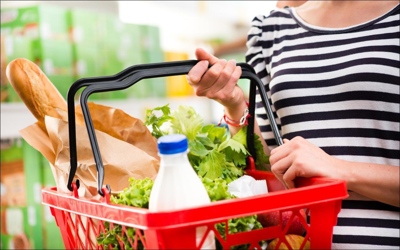 Diese Einkaufstipps sparen Kalorien