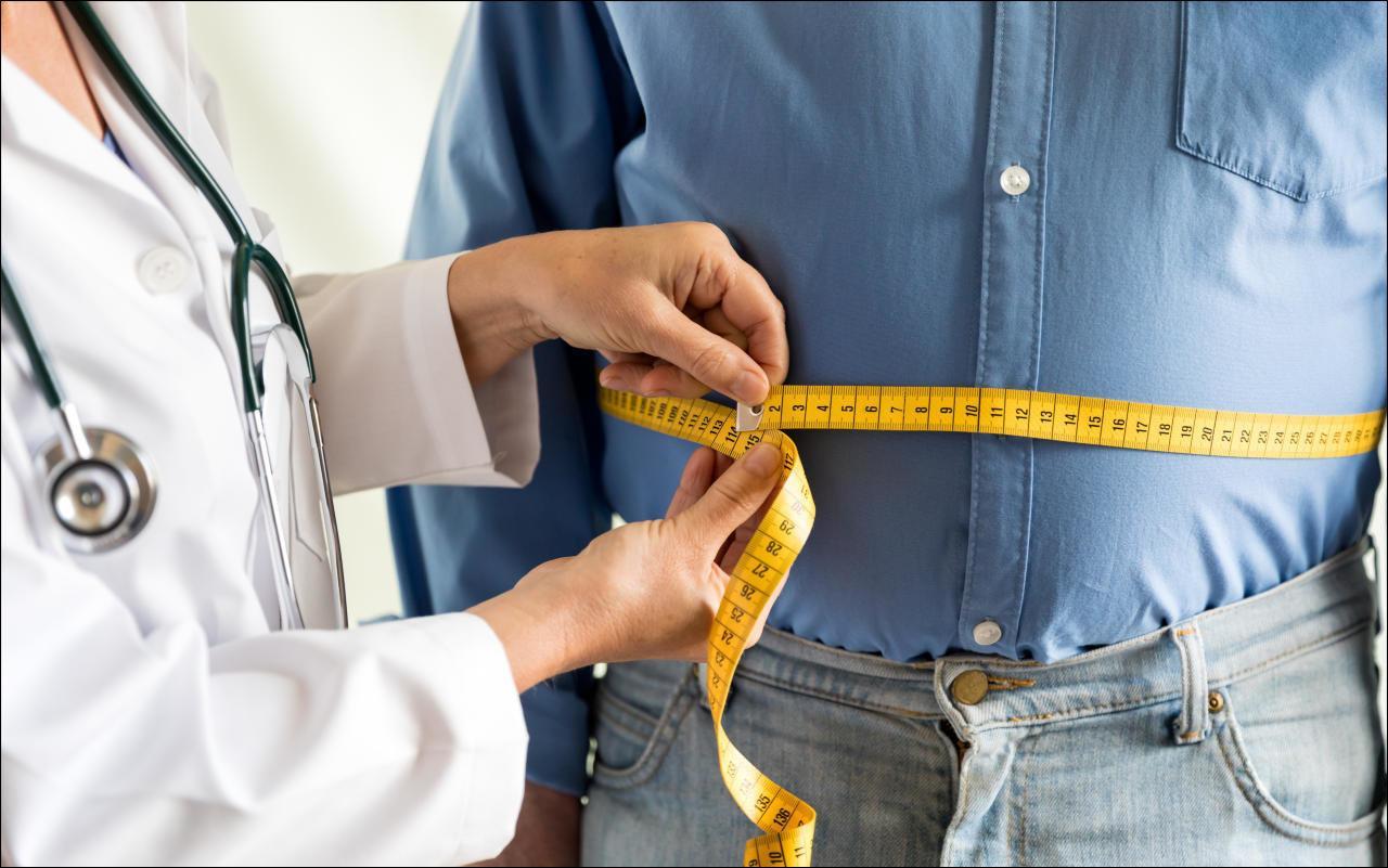 Übergewicht Was ist das