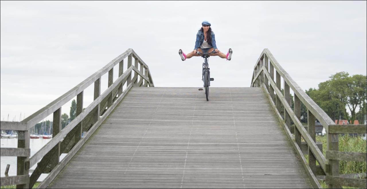 Radfahrer leben länger