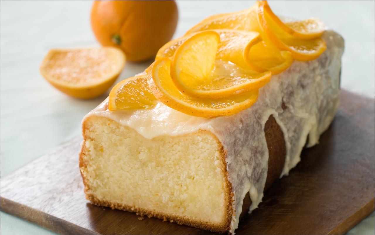 Orangenkuchen 2