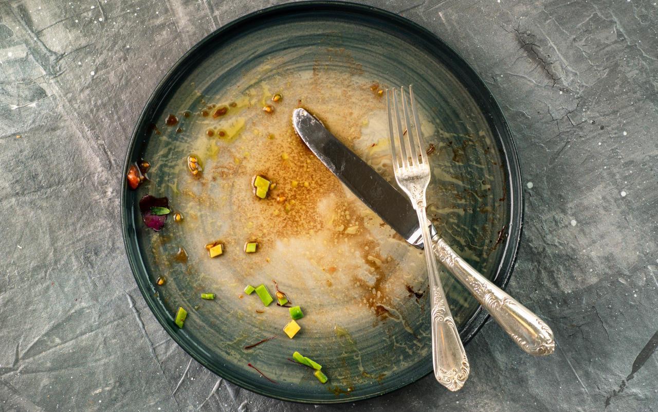 Die 7 grö�ten Fehler beim Abendessen