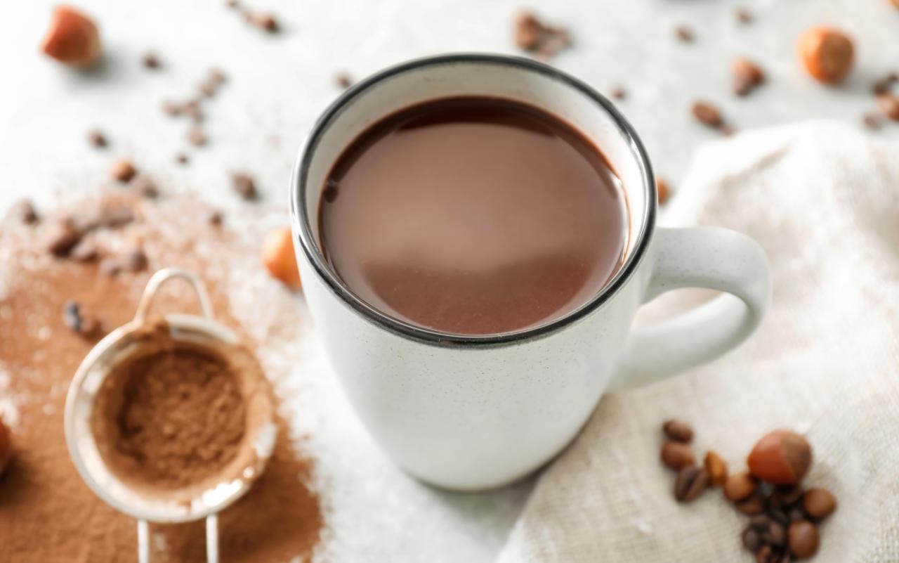 Diese hei�e Schokolade lässt die Kilos purzeln