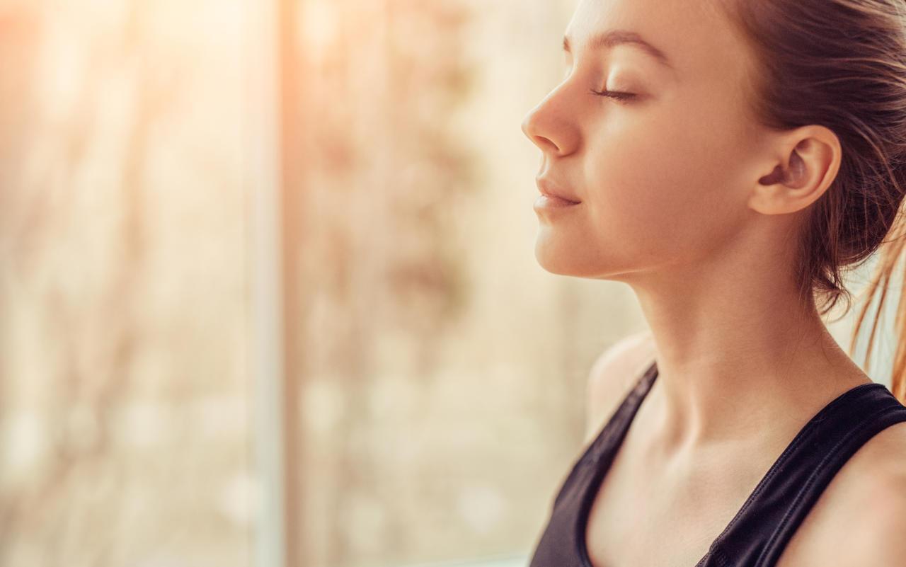3 Übungen um die Atmung zu trainieren