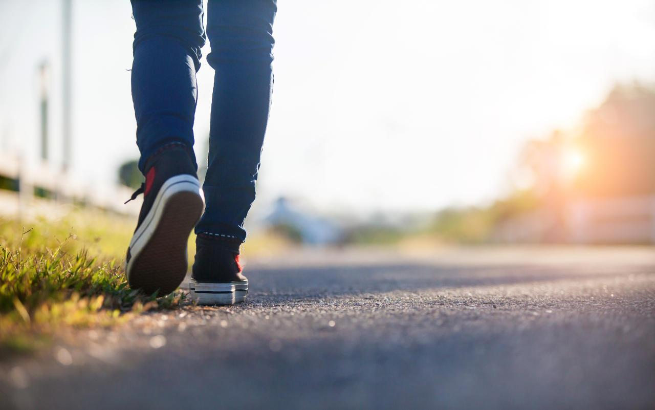 Schritte zählen So nimmst du beim Gehen wirklich ab