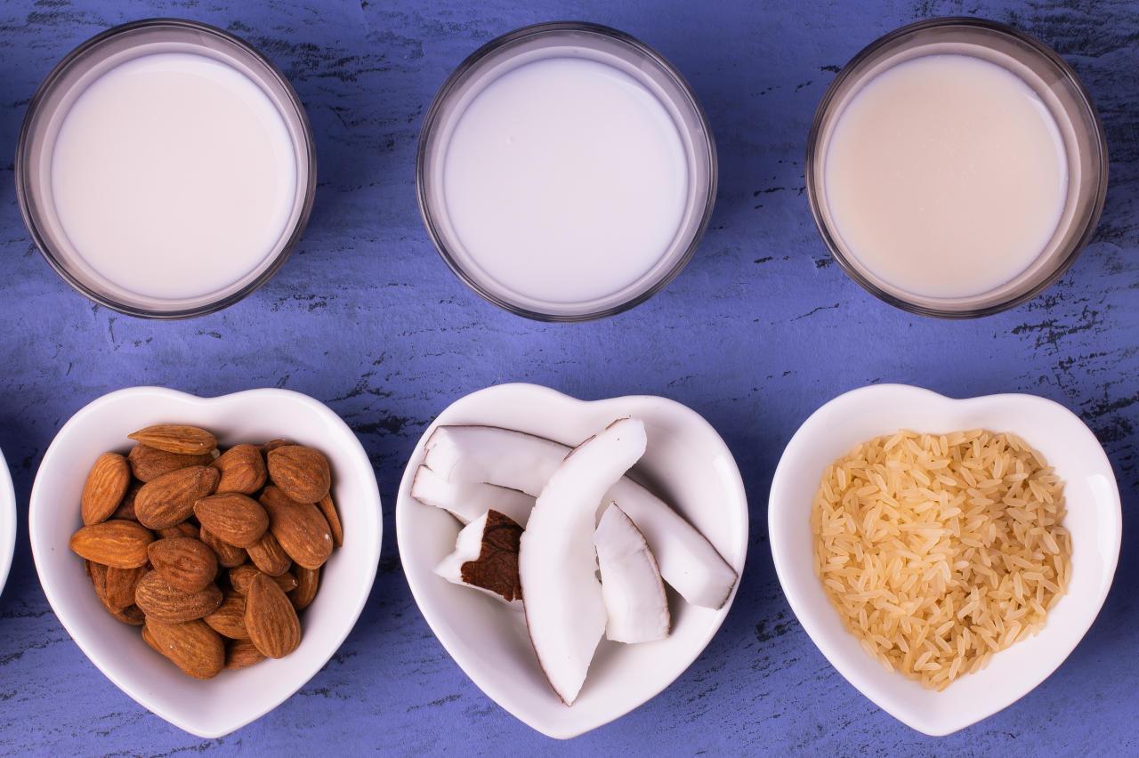 Diese MilchAlternative hilft beim Abnehmen