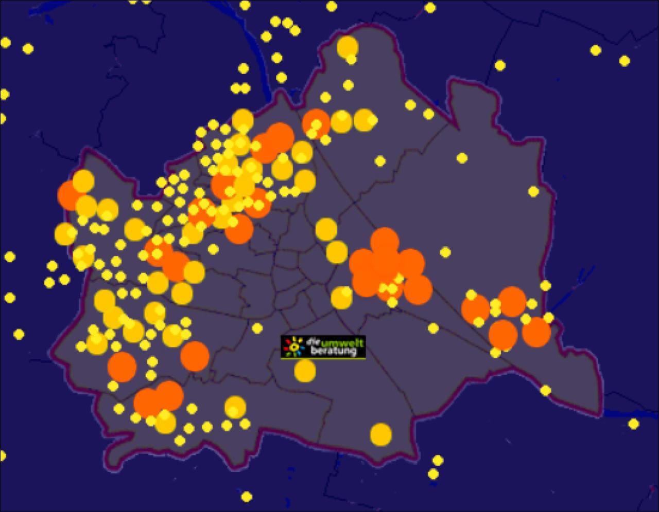 Wo man in Wien noch Glühwürmchen sehen kann