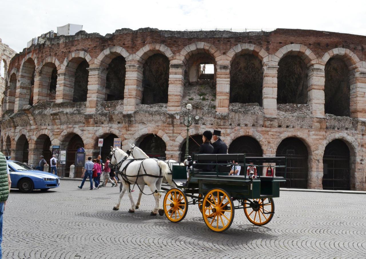 Italien verbannt Fiaker aus der Innenstadt