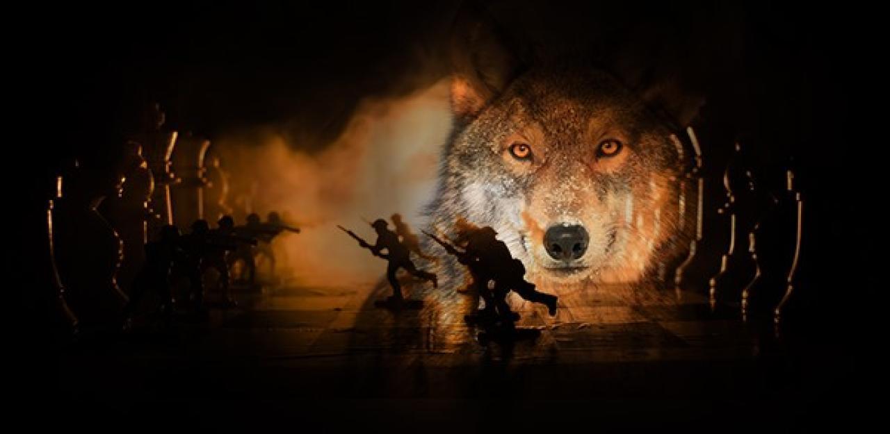Wie der Wolf zum Symbol des Bösen wurde