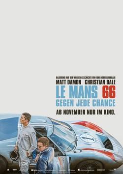 Le Mans 66  Gegen jede Chance Poster