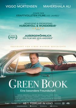 Green Book  Eine besondere Freundschaft Poster