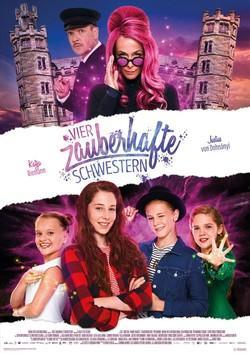 Vier zauberhafte Schwestern Poster