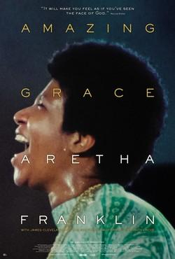 Aretha Franklin Amazing Grace Poster
