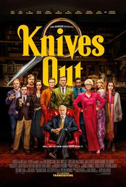 Knives Out  Mord ist Familiensache Poster