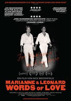 Marianne  Leonard Words of Love Poster