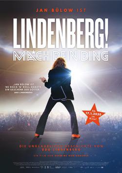 Lindenberg Mach Dein Ding Poster